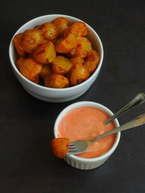 Fry sauce, Easy Fry Sauce