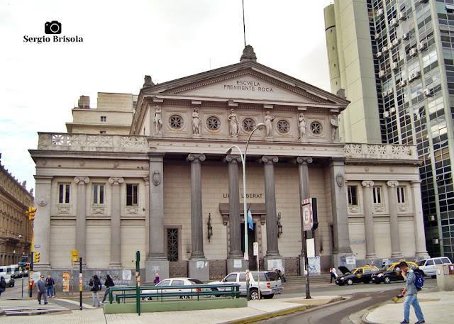 Escuela Presidente Roca - Buenos Aires