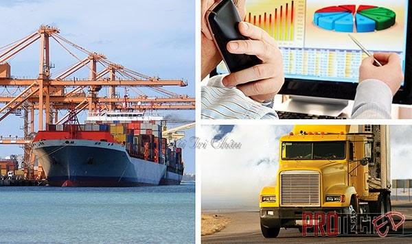 Công ty logistíc CN Hoa Kỳ