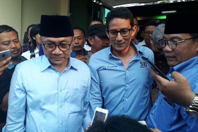 PAN Merapat ke Jokowi-Maruf, Kader Kecewa