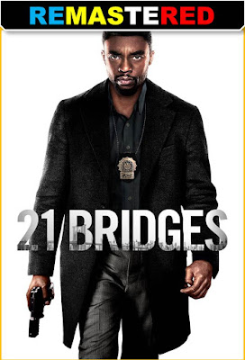 21 Bridges 2019 DVD R1 NTSC Latino RMZ