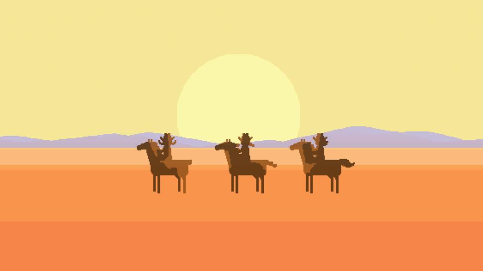 SAF 3 cowgirls