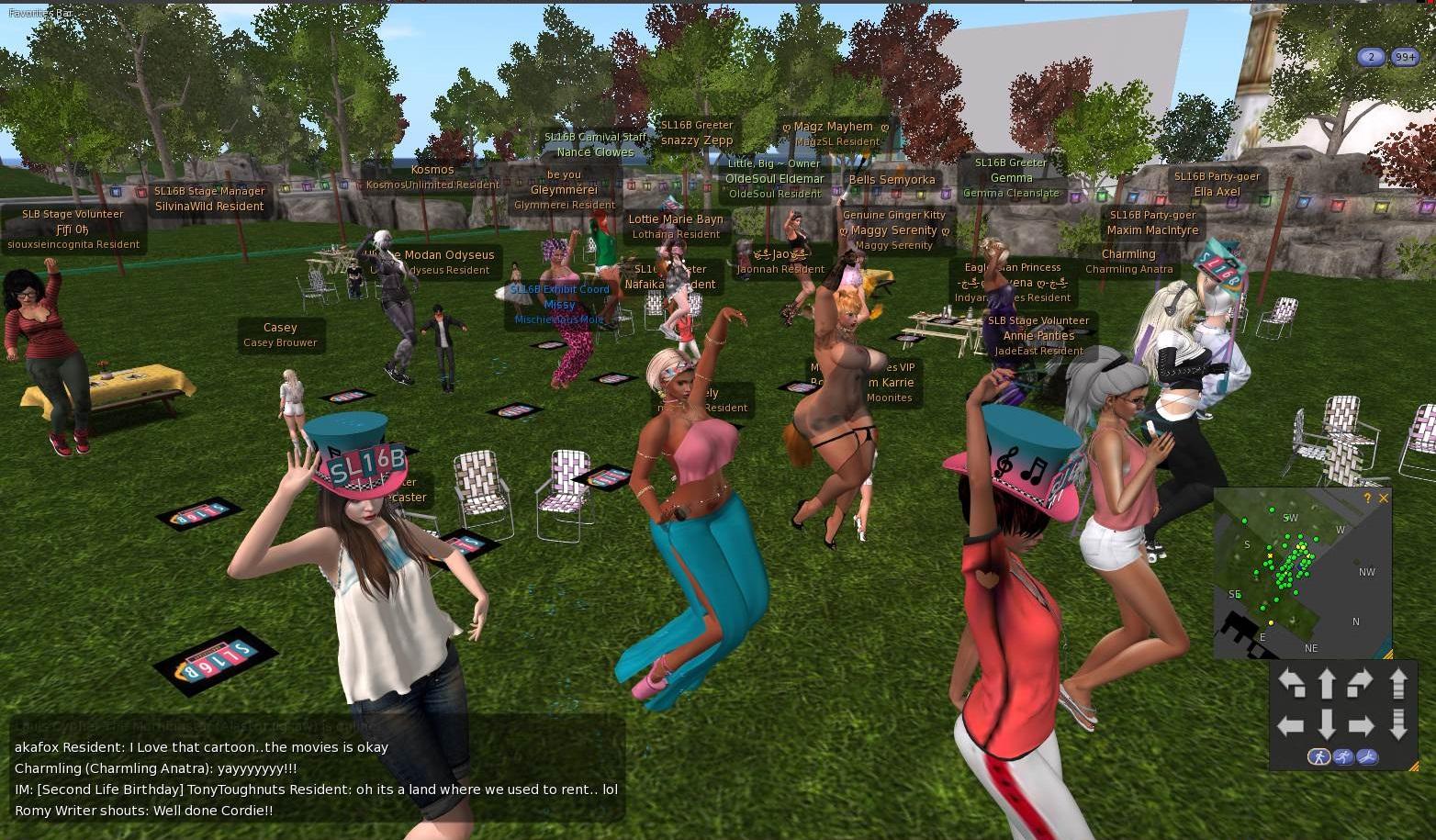 SL Newser - Events