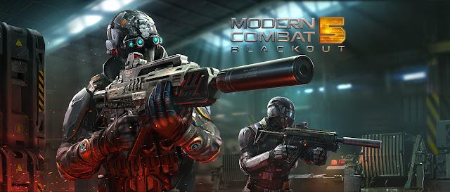 تنزيل لعبة modern combat 5 للكمبيوتر مجانا 2021