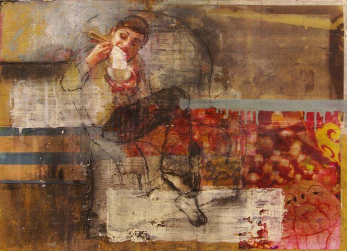 Испанский художник. Pilar Lopez Baez