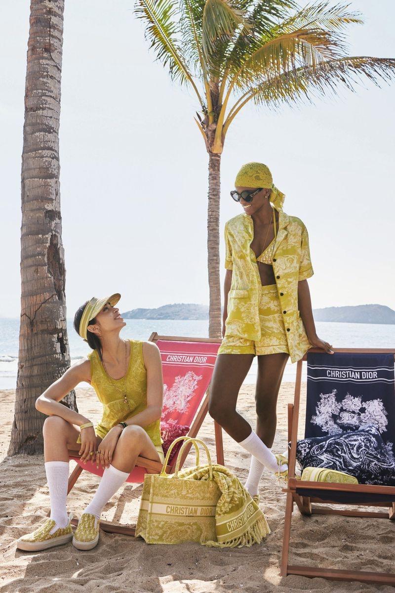 Dior Dioriviera Summer 2021 Capsule Collection