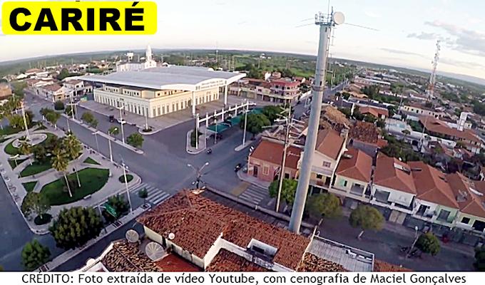 Cariré está na lista das cidades do Ceará que podem começar a 3ª fase de vacinação contra a Covid-19