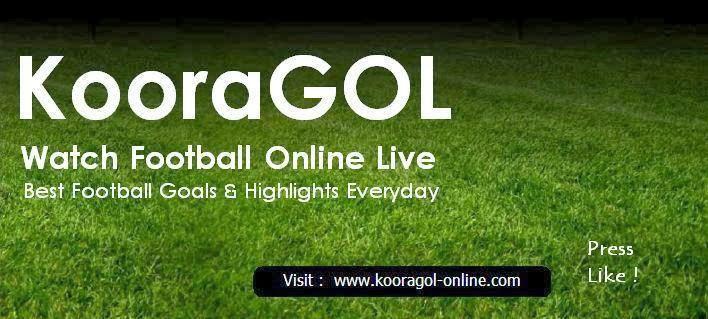 Regarder les matchs de ce soir live sur Kooragol : koora online TV