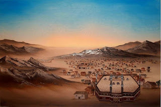 Budaya Arab: Agama Bangsa Arab Sebelum Islam