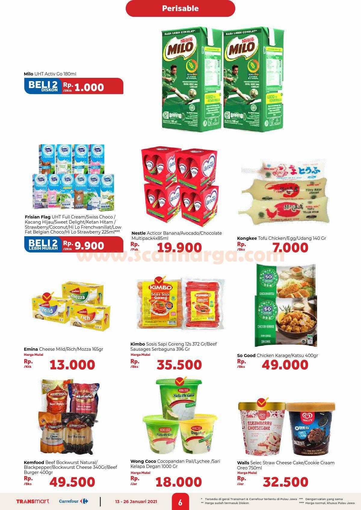 Katalog Promo Carrefour Transmart 13 - 26 Januari 2021 6
