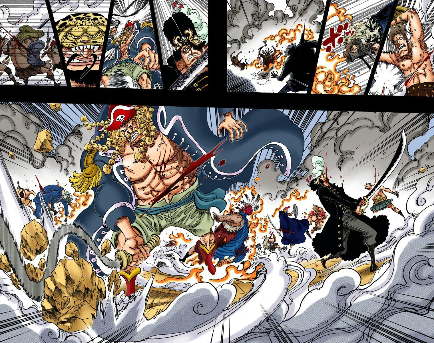 One Piece, Chapter 734 - Page 2 of 2 - One Piece Manga ...