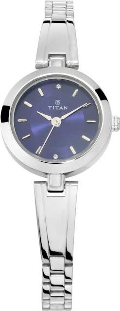 Titan 2598SM04 Ladies Karishma Analog Watch