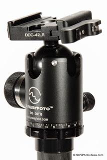 Sunwayfoto DB-36TRLR body