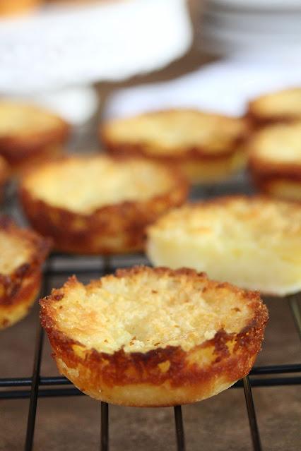 Queijadas (Portuguese Custard Cupcakes)