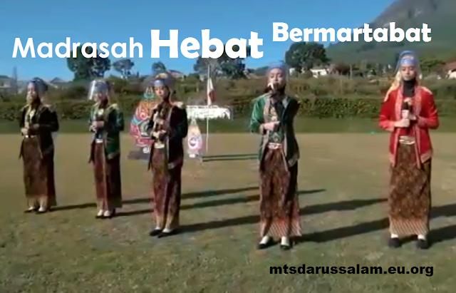 Madrasah Hebat Bermartabat Untuk Indonesia Dan Dunia