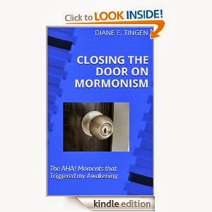Now available on Kindle - Book about my Exit from Mormonism