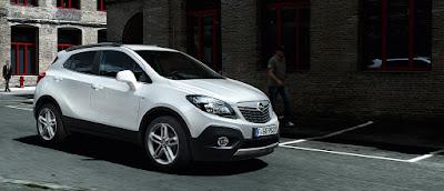 Ανακαλούνται αυτοκίνητα Opel Mokka