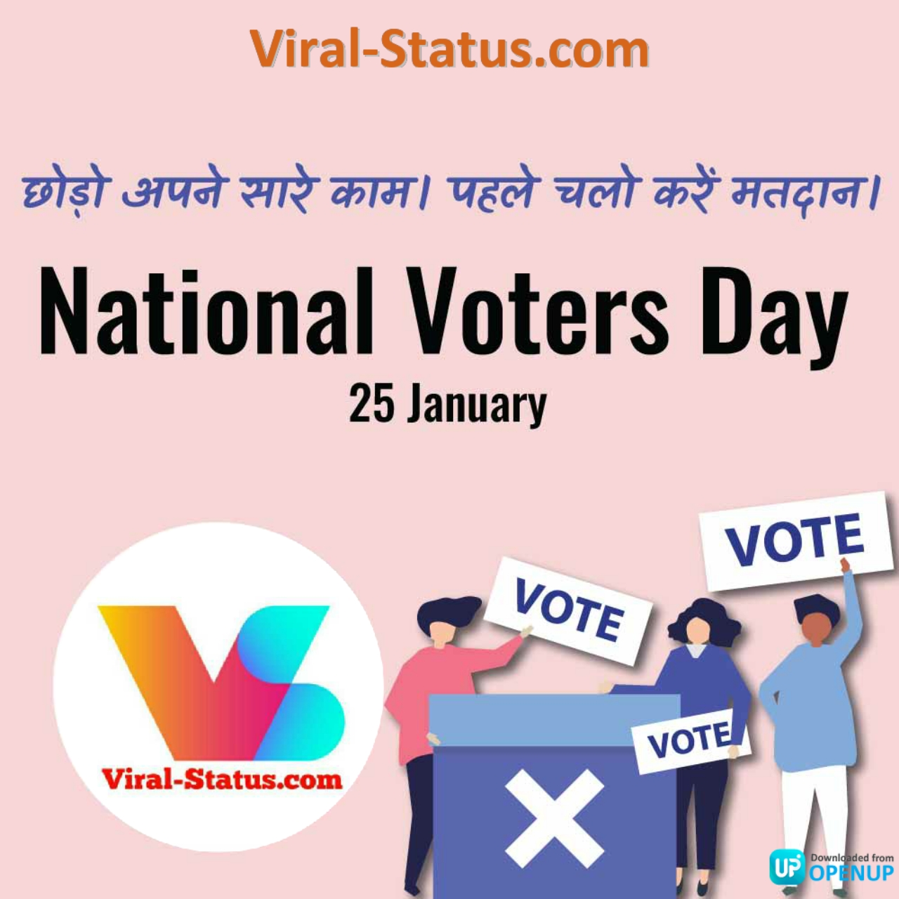 national voters day india