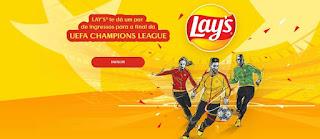 Promoção Batata Lays 2020