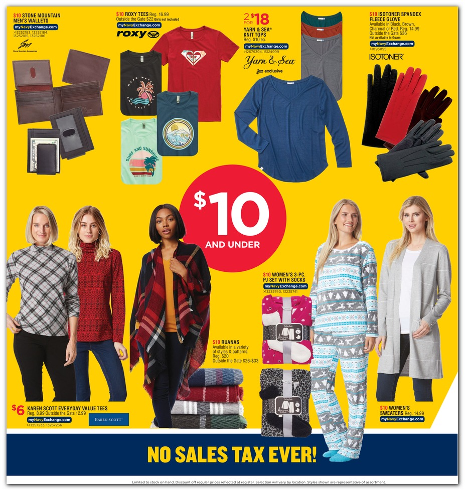 Navy Exchange Black Friday 2019 page 57
