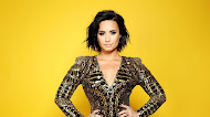 Pop singer Demi Lovato Portrait 2018 Wallpaper