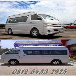 Rental Mobil Hiace Commuter Medan