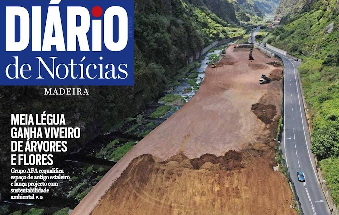 Deus criou o mundo e os Farinhas a Madeira