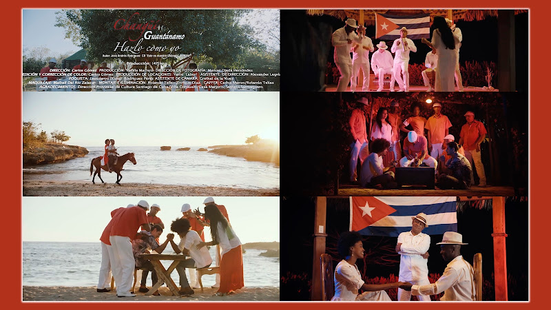 Changüí Guantánamo - ¨Hazlo como yo¨ - Videoclip - Director: Carlos Gómez. Portal Del Vídeo Clip Cubano