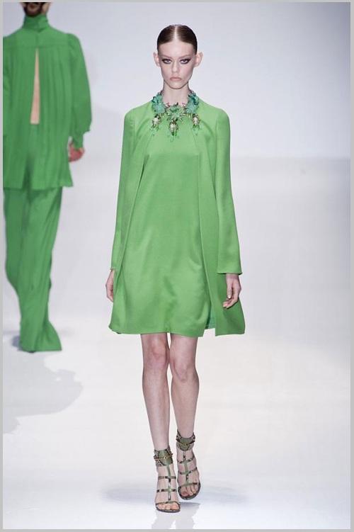 Đầm, váy màu sắc sặc sỡ 1