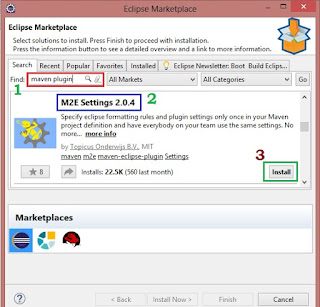 How to Create Java Project with Maven in Eclipse - Step by Step Guide