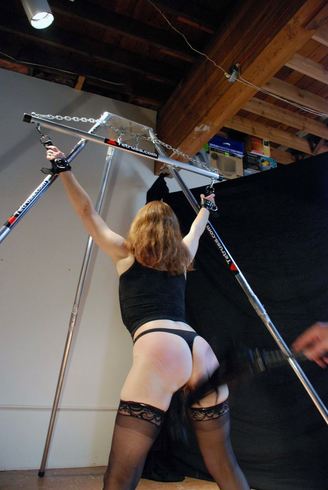 flogging for emotional release