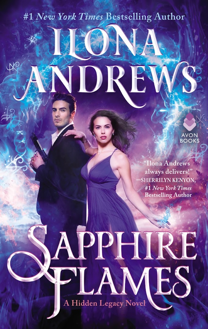 [Free Book] Sapphire Flames By Ilona Andrews PDF Download