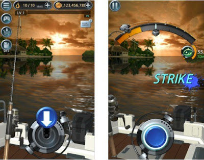 Fishing Hook Mod Apk Unlimited Money