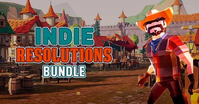 IndieGala Indie Resolutions Bundle - 前24小時2.49美金10款遊戲 - 免費 Steam 遊戲 - 免費序號,超值組合包