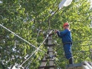 В Предгорном округе на Ставрополье идет масштабный ремонт уличного освещения