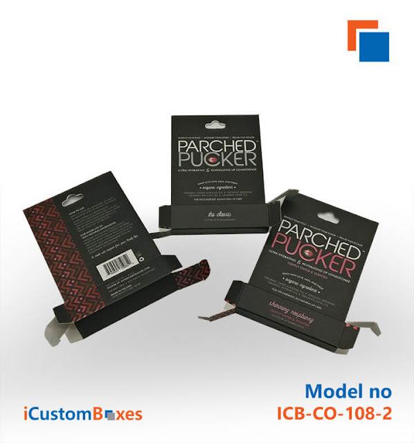 Packaging for Lip gloss