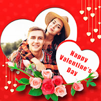 Valentine's Day Photo Frame : couple frames Apk free for Android