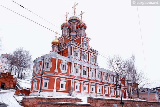 рождественская церковь нижний новгород фото