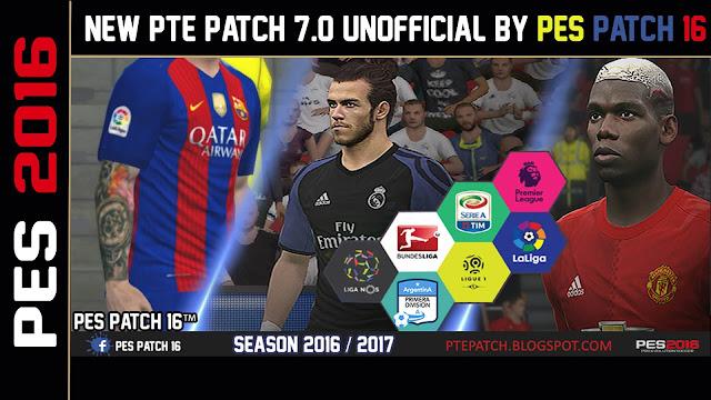 تحميل pte patch 2017