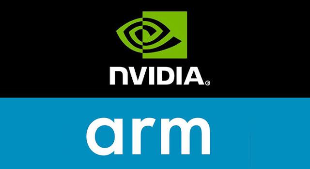 نفيديا تسعى للاستحواذ على ARM