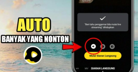 Bagaimana Cara Live di Snack Video