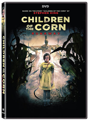 Children of the Corn: Runaway DVD