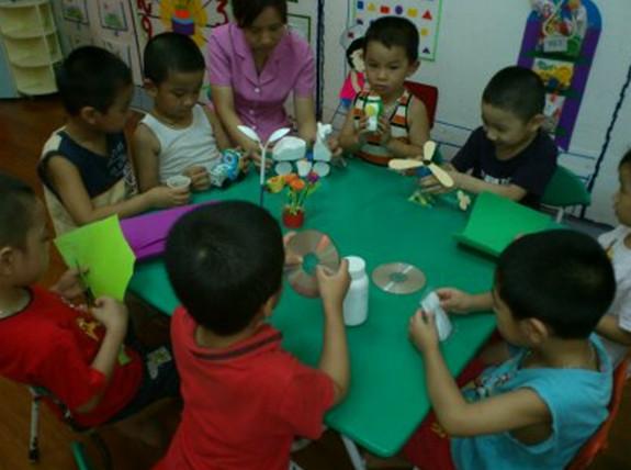 Một số biện pháp giáo dục đức tính tiết kiệm cho trẻ mẫu giáo
