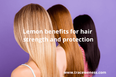 Lemon benefits for hair