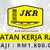 Jawatan Kosong Jabatan Kerja Raya Malaysia (JKR)