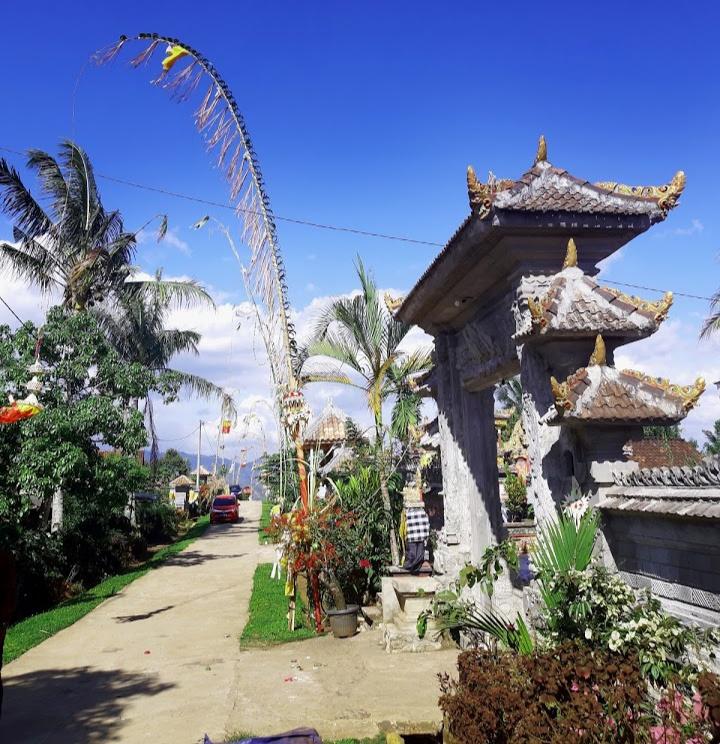 Wisata Kampung Bali Air Hitam