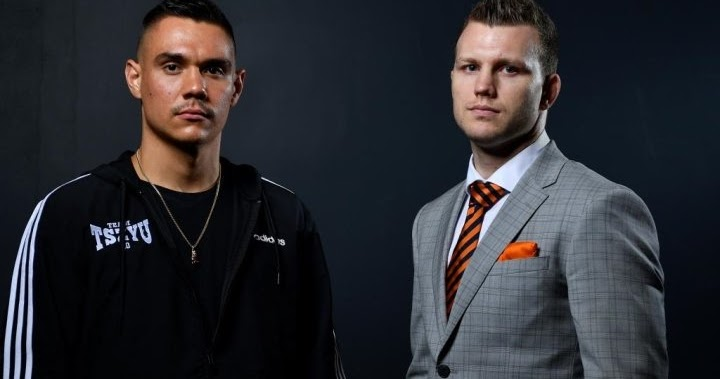Tim Tszyu - Jeff Horn Isn't World Class And Only But A Stepping Stone