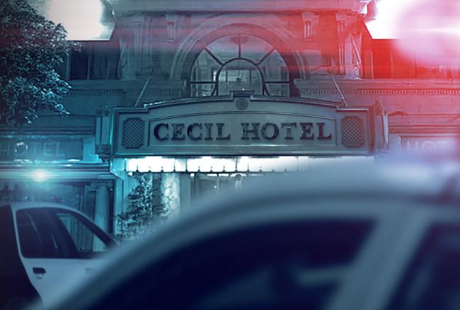 Miniserie de Netflix - Escena del crimen: Desaparición en el hotel Cecil