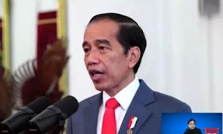 Presiden Joko Widodo umumkan 6 menteri baru Kabinet Indonesia Maju, Sandiaga Uno Ditunjuk Jadi Menparekraf