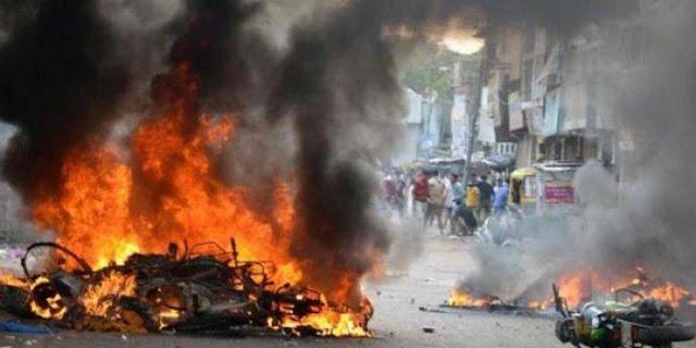 muslim india dibunuh amp dibakar termasuk nenek 85 tahun